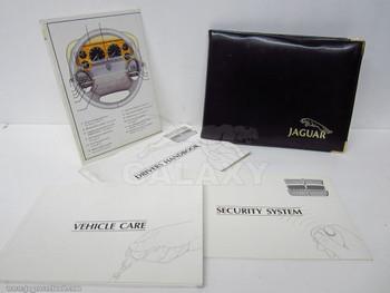 94-96 XJ6 Owners Manual Hand Bo Case Oem