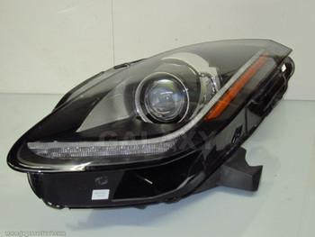 *14-17 F-Type Hid Xenon Headlight Left X152 Hid Nas Left T2R18052 Ex5313W030Fd