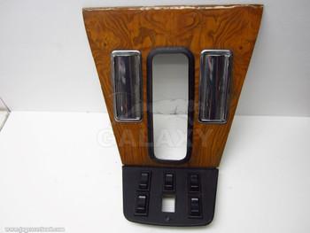 82-87 XJ6 Center Console w ashtray & switches