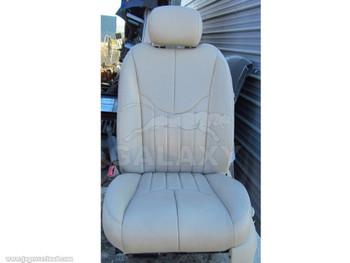 00 S-Type Left Seat Xr817859Sdz Xr816003Sdz Xr817874Sdz Xr815984Sdz
