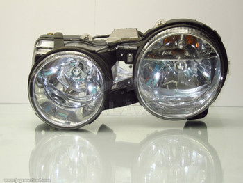 *00-08 S-Type Left Halogen Headlight Xr844342 Xr83-13006-Af