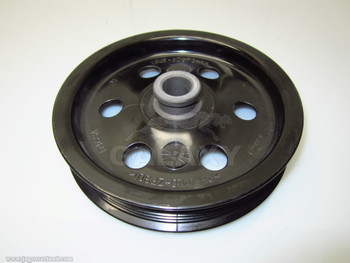 2002 Ford Ranger Power Steering Pump Pulley Geniune Yf1E-3D673-Aa