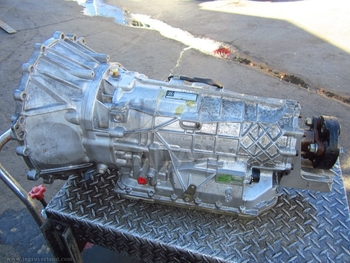 Transmission Assembly 1999-03 XJ8 L 4.0 Automatic Zf5Hp24 60808 Zf 1058401083