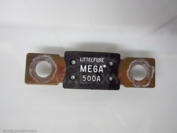 04-15 XJ8 XJR XK XKR Trunk Mounted Junction Fuse Circuit Brer 500A C2C19468