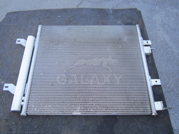 10-17 XJ XF F-Type XKR Air Conditioner Ac Condenser C2D26543