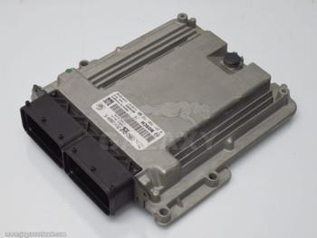 10-13 Xj L Body Control Module Fuse Box Unit C2D20176 Aw93