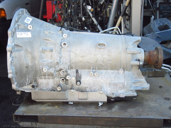 Transmission Assembly 13-17 XF XJ F-type DX23-7000-AC 8HP C2D45618 162