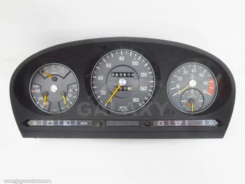 Speedometer Cluster 72-80 Mercedes Benz 450 SE SEL SL 87001021