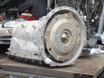 Rebuilt Automatic Transmission 10-12 XF 5.0L 1066301362