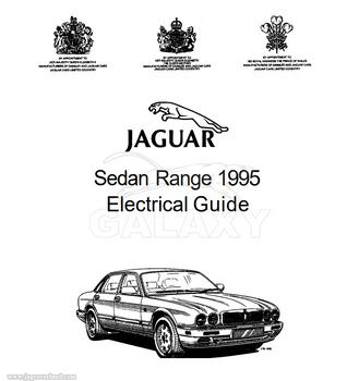 Electrical Guide 1995 Jaguar X300 XJ6 Sedan Range