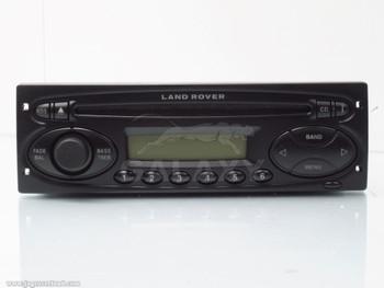 2002-2004 Land Rover Freelander Stereo Radio Cd Player 2Cff-18C838-B