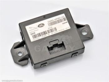 Captive Consumption Control Module 13-14 Jaguar XJ XF ECU Dw93-14f681-ag