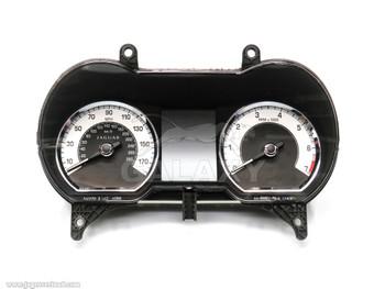 Instrument Cluster 09 XF Speedometer C2Z13084 8X23-10849-GK 60K