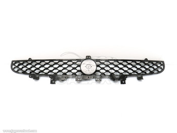 Upper Grille 16-19 F-Type Front Bumper Ex53-8138-Ab T2R16552 Cracked