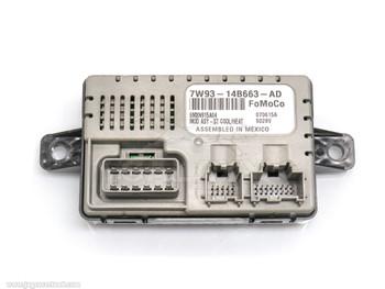 Seat Control Module 04-09 Jaguar XJ8 XJR Cool Heat ECU C2C38861 7W93-14B663-AD