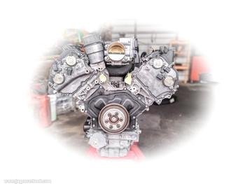 Rebuilt Jaguar Engine 10-12 XF 10-15 XK 5.0L 8w93-6038-ac 51