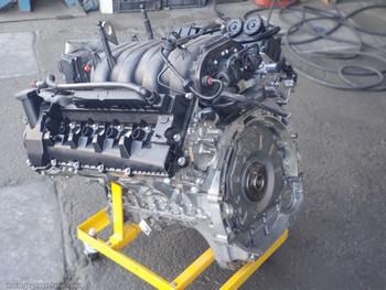 Rebuilt Engine 10-13 Range Rover 5.0L 8W93-6L074-CA LR079064 52