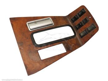 Center Console 82-87 XJ6  w 1 ashtray & switches