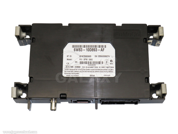 Bluetooth Module 6W83-10D893-A EFG C2P12058 07-09 XK XKR Phone ECU