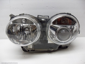 *05-09 XJ8 Left Clear Headlight Afs Hid Adaptive 9-Pin 2W93-13W030
