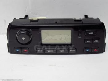 Temp Control Panel 04-09 XJ C2C36967 2W93-18C612-Ad 2W93-18C612-Ae 2W93-18C612-Ac
