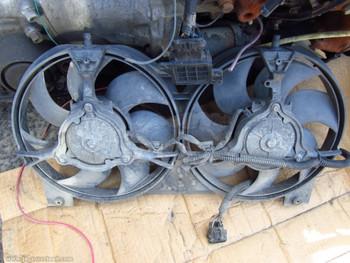 94 XJ12 Radiator Fan