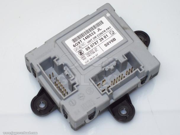 07-10 Xf Xk R Right Front Door Control Module Oem 6G9T-14B533-Jl C2P19951