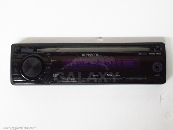 Kenwood Cd Player Used Kdc-152 Face Panel Only