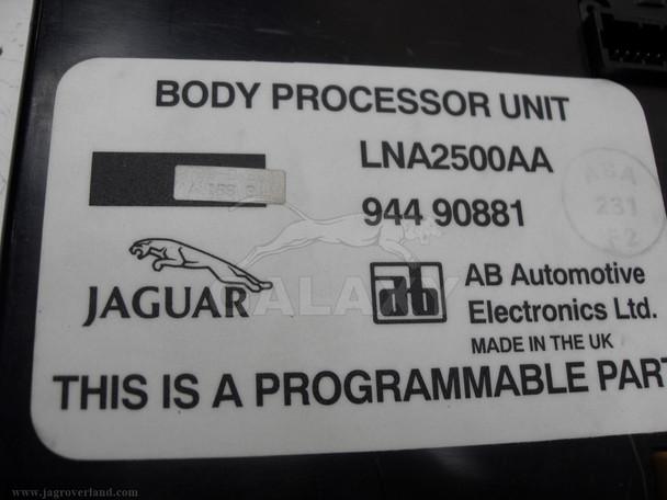 Body Processor Module 1995-1997 XJ6 XJ12 XJR Lna2500Aa