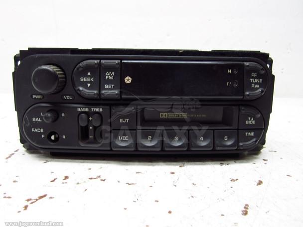 1998-2002 Chrysler Concorde Radio P04858583Ae