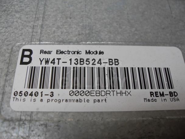 Rear Electronic Control Module 00-02 Jaguar S-Type ECU YW4T-13B524-BB