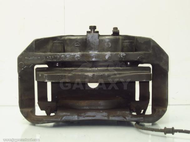10-17 Xf Xj Xk R Supercharged Front Left Driver  Brake Mount Support Bracket Caliper C2D3797 C2D3795