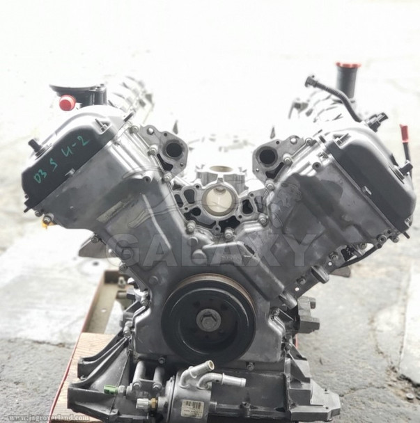Rebuilt Engine Assembly 03-06 S-type Xj8 Xk8 4.2L 37