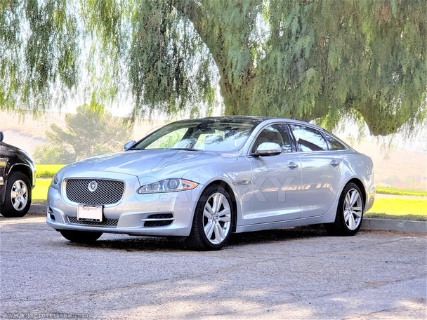 2011 Jaguar XjL 5.0L Automatic 6 Speed RWD Low Mileage 55K Clean Tittle