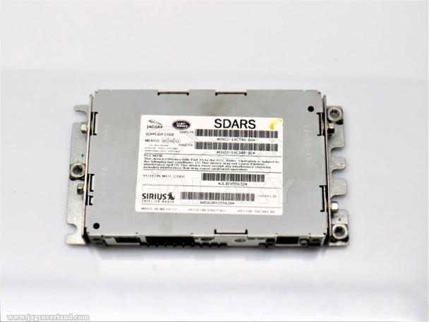 Sirius XM 12-15 XJ Satellite Radio Receiver CH22-14C740-BA BC C2D45375