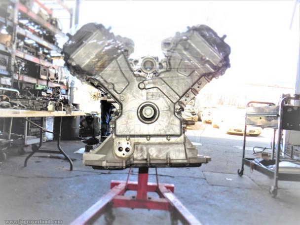 Rebuilt Jaguar Engine 03-06 XJ8 XK8 S-Type 4.2L 2W93-6015-DC
