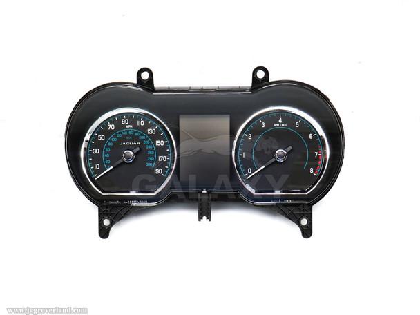 Instrument Cluster 2013-2015 XF Speedometer C2Z31066 EX23-10849-AA 29K