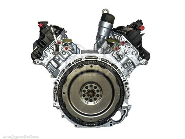 Rebuilt Supercharged Engine 10-15 Jaguar 5.0L C2D49713 637126 62