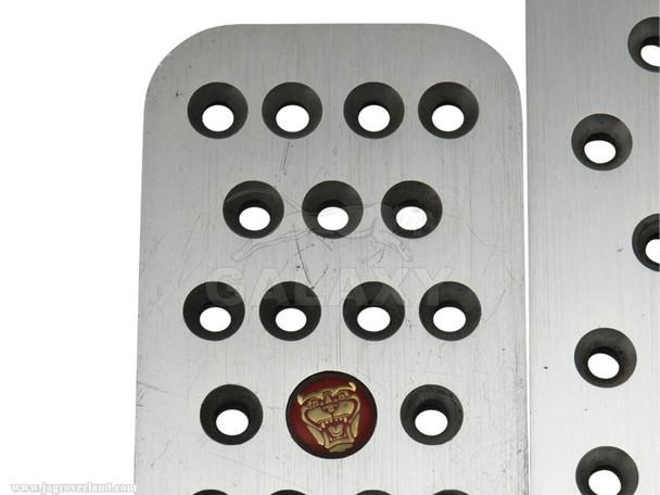 Custom Retro Pedal for Jaguar Automatic Cars