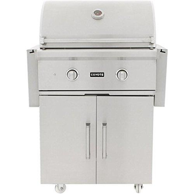 """Coyote C-Series 28"""" Freestanding Gas Grill - (C1C28-FS)"""