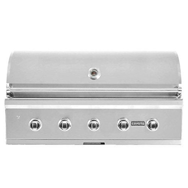 """Coyote C Series 42"""" Built In Gas Grill - C2C42"""