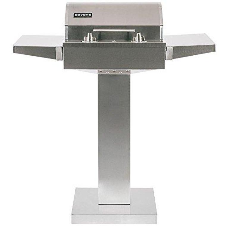 Coyote Electric Grill On Pedestal (C1EL120SM + C1ELCT21)