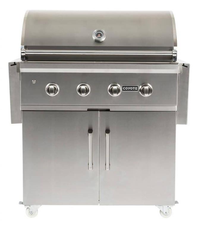 "36"" C-Series  Grill With Cart (C2C36 + C1S36CT)"