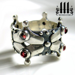 Lovers Fairy Crown Ring