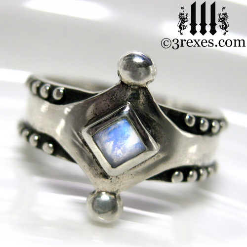 Majestic Medieval Gothic Ring