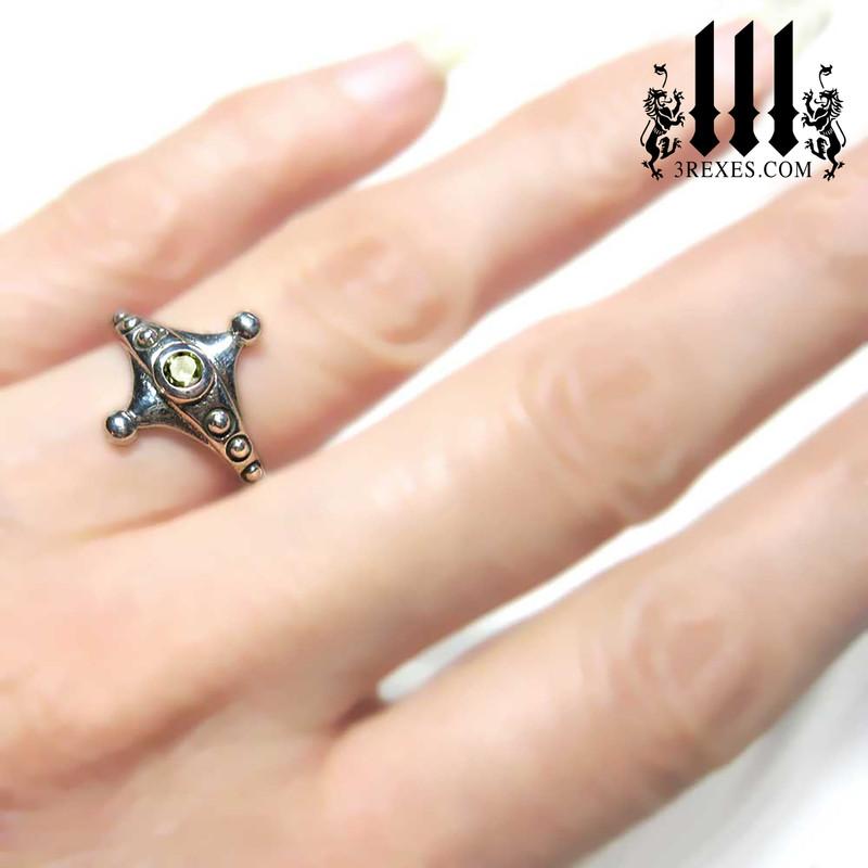 imp silver fairy ring model detail