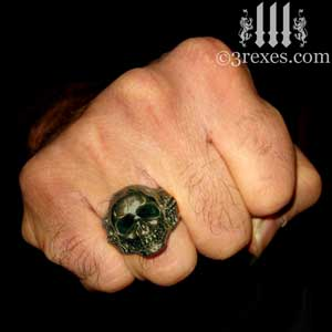 brass-bones-biker-gothic-pirate-ring-model-3-rexes-jewelry