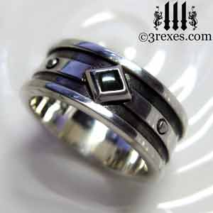 moorish-gothic-1-stone-wedding-ring-black-onyx-sterling-silver-3-rexes-jewelry.jpg