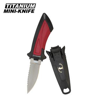 TUSA FK-14 Mini Titanium Dive Knife