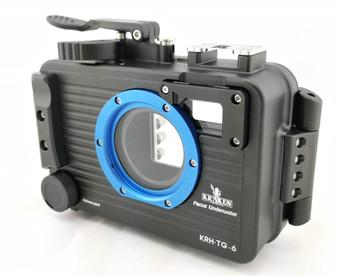 Kraken Aluminum Camera Housing for Olympus TG6
